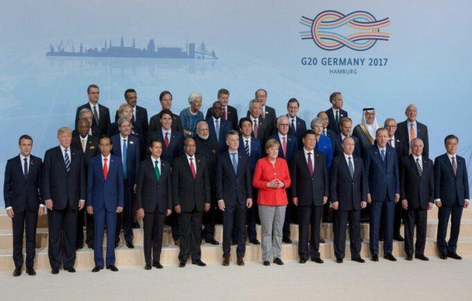 G20 iklim zirvesi