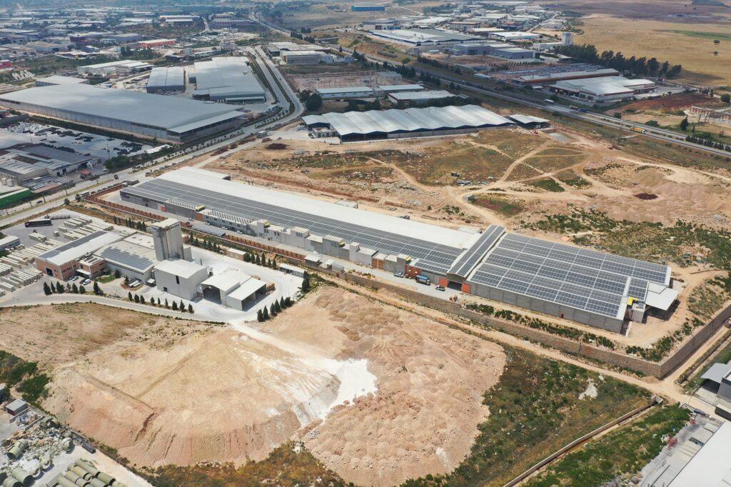 HT Solar Adana Palmiye projesi