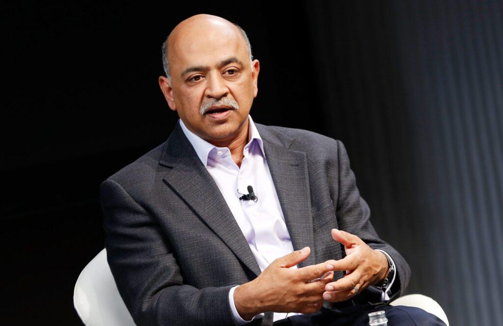 IBM CEO'su Arvind Krishna