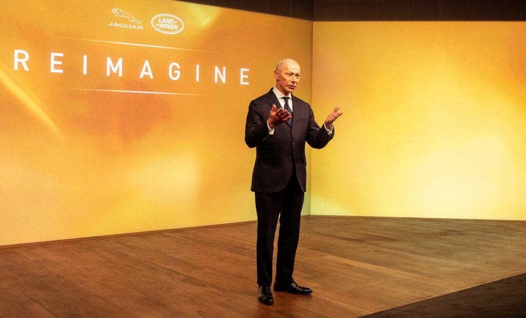 Jaguar Land Rover CEO'su Thierry Bollore