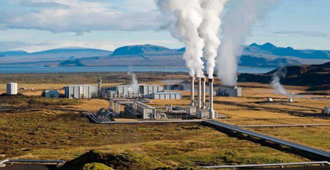 Türkiye jeotermal enerji kurulu gücü
