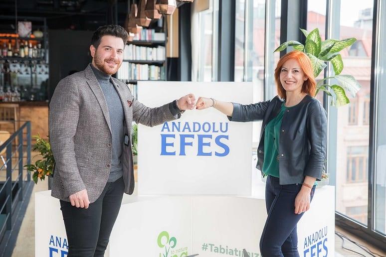 Anadolu Efes Ecording