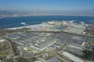Ford Otosan Kocaeli fabrikası