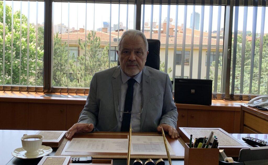 HESİAD Başkanı Fahrettin Arman