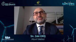 Polat Enerji CEO'su Zeki Eriş