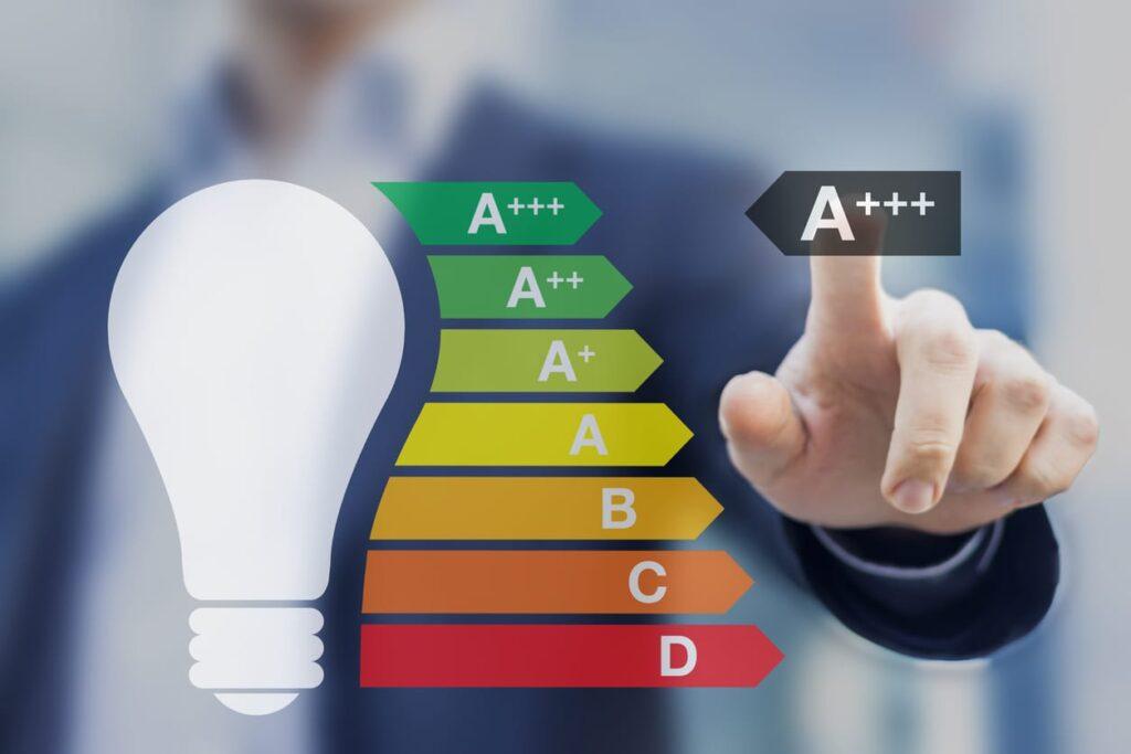 enerji sınıflandırması