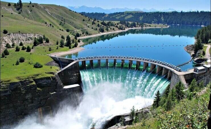 hidroelektrik potansiyeli