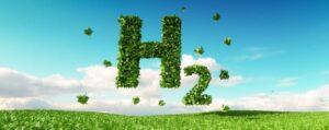 yeşil hidrojen