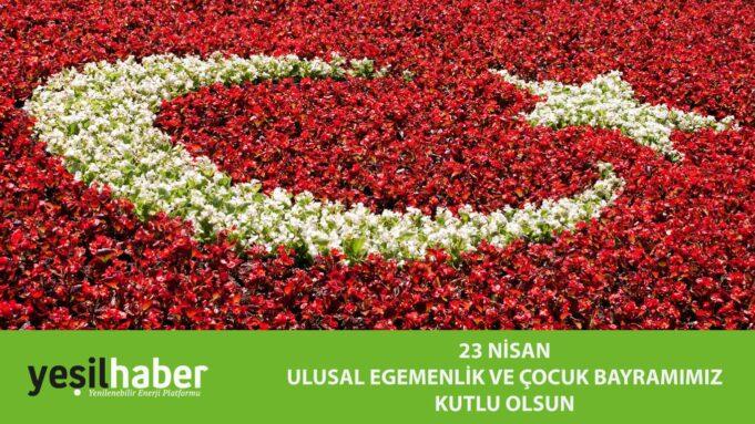 23 Nisan Ulusal Egemenlik ve Cocuk Bayramı