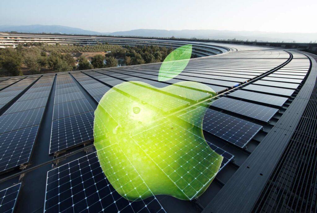 Apple yeşil tahvil ihracı