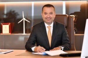 Aydem Yenilenebilir Enerji CEO'su İdris Küpeli
