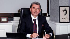 Doğanlar Holding Yönetim Kurulu Başkanı Davut Doğan