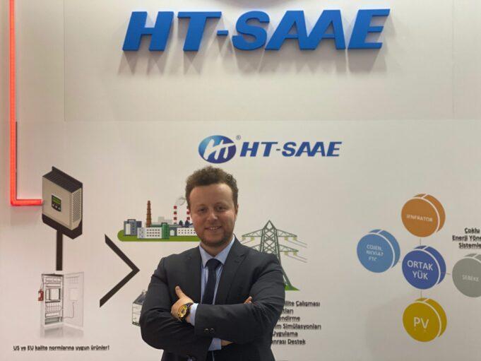 HT Solar Satış ve Pazarlama Müdürü Emre Kulaç