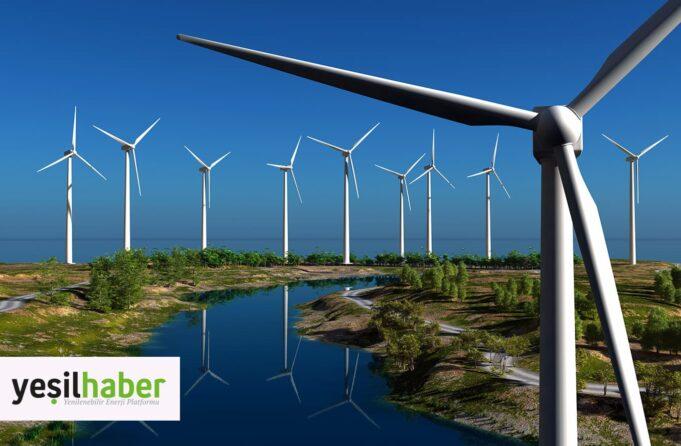 Küresel rüzgar enerjisi kapasitesi 743 GW'ye ulaştı