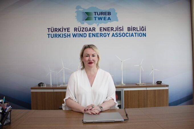 TÜREB Başkanı Ebru Arıcı