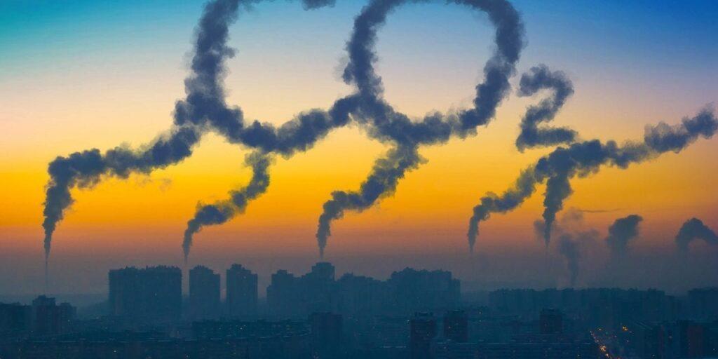karbondioksit depolama
