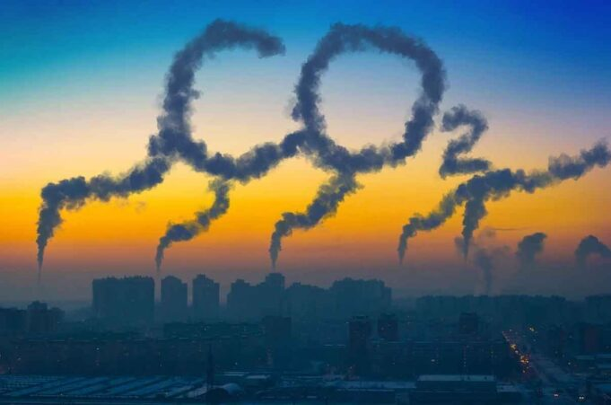 küresel karbon emisyonu