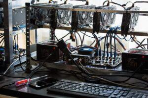 Bitcoin medenciliğinde karbon ayak izi