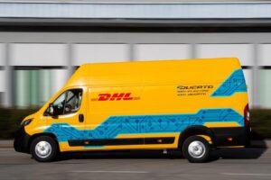 DHL Express E Ducato