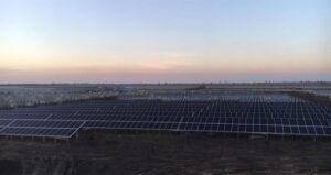 HT Solar Ukrayna projesi