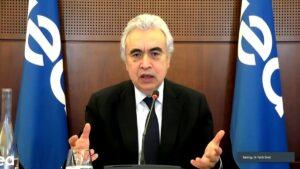 IEA Başkanı Dr. Fatih Birol