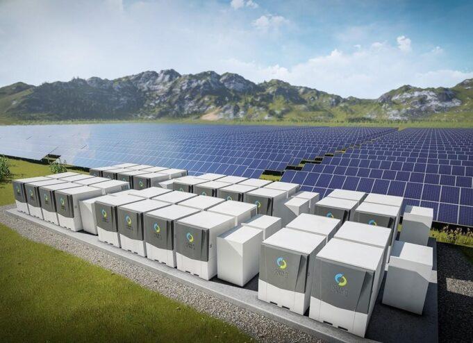 enerji depolama tesisi