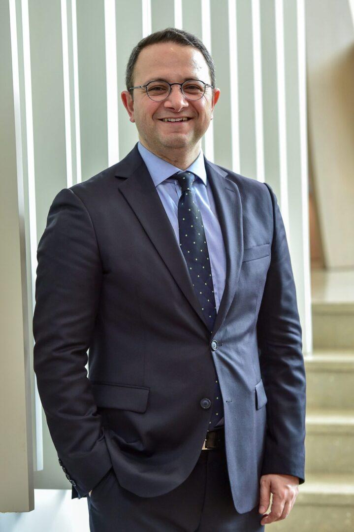Akfen Yenilenebilir Enerji Genel Müdürü Kayrıl Karabeyoğlu