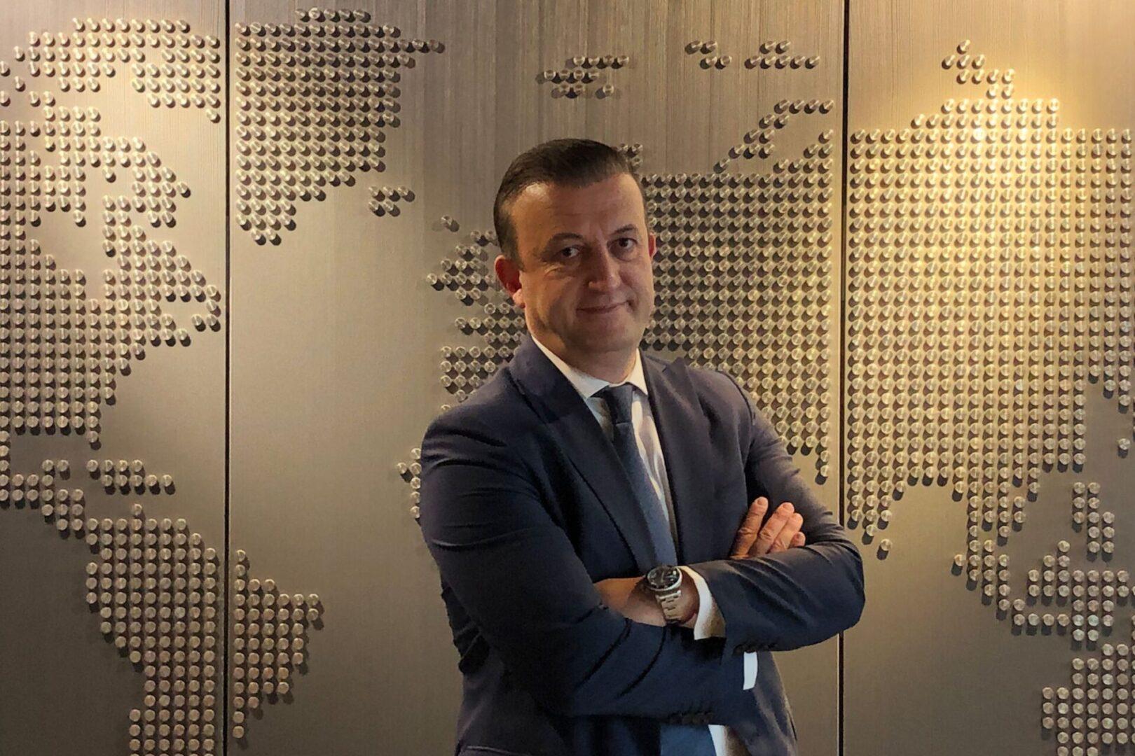 EY Türkiye Enerji Sektör Lideri Erkan Baykuş