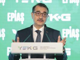Enerji Bakanı Fatih Dönmez