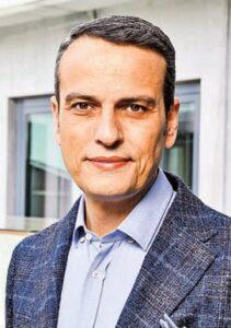 Galata Wind Enerji Genel Müdürü Burak Kuyan