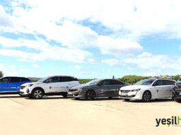 Peugeot tüm modellerinde elektrikli seçeneğini de sunacak
