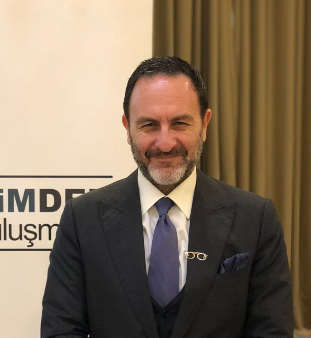 VERİMDER İcra Kurulu Başkanı Prof. Dr. Emre Alkin