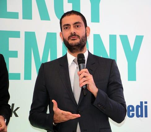 Solar3GW Yönetim Kurulu Başkanı Yusuf Bahadır Turhan