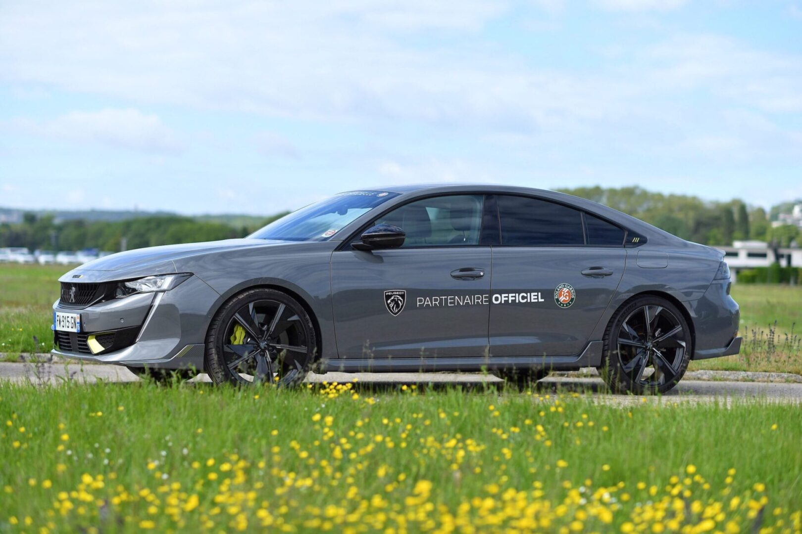 Yeni 508 Peugeot Sport Engineered