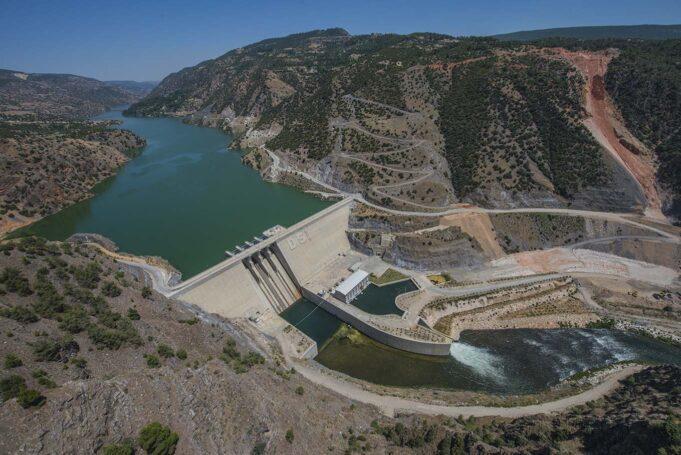 kuraklık hidroelektrik santralleri vuruyor