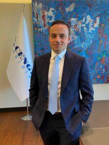 Cengiz Holding Enerji Grup Başkanı Ahmet Cengiz