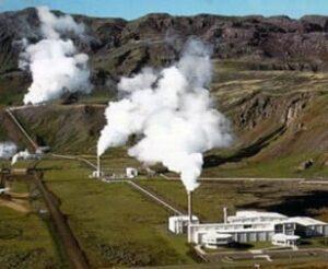 Türkiye'de jeotermal elektrik üretim kapasitesi