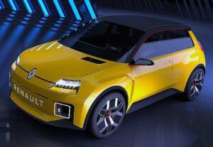 IAA Munih 2021 Renault 5 prototip