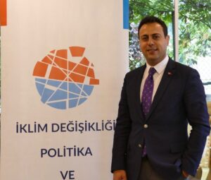 İklim Değişikliği Politika ve Araştırma Derneği Başkanı Baran Bozoğlu