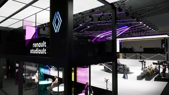 Renault Dünya prömiyeri Münih'te gerçekleşecek