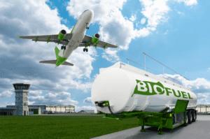 Havacılıkta Emisyon