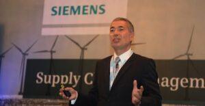 Siemens Gamesa EMEA Satınalma Yöneticisi Necmettin Aslan