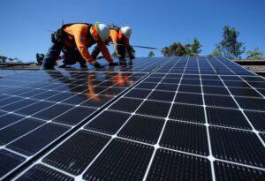 AB'de güneşten elektrik üretimi yüzde 10'a ulaştı