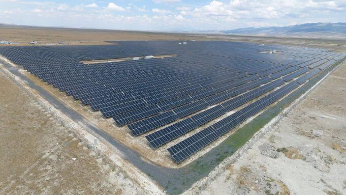 Türkiye'nin güneş enerjisi kurulu gücü