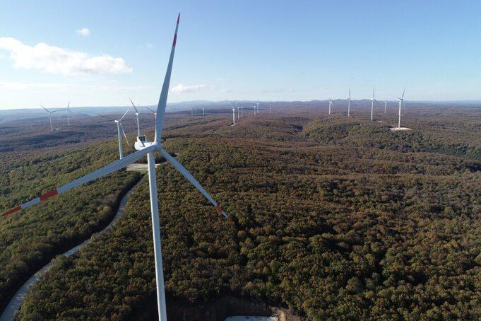 Türkiye rüzgar enerjisi kurulu gücü