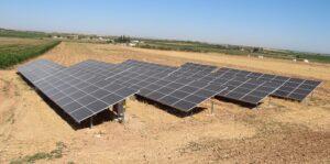 tarımsal sulamada güneş enerjisi kullanımı