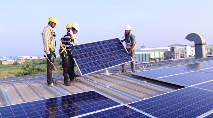 yenilenebilir enerji sektöründe Suriyeli istihdamı