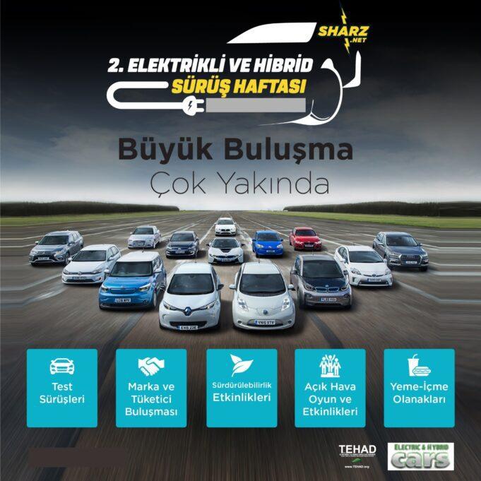 Elektrikli ve Hibrit Sürüş Haftası