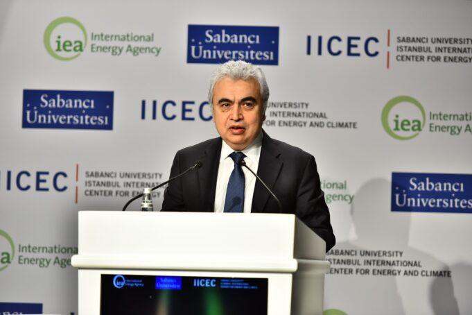 IEA Başkanı Dr.Fatih Birol