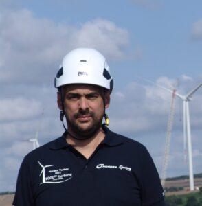 Nordex Türkiye ve Ortadoğu Projeler Direktörü Oytun Ababay